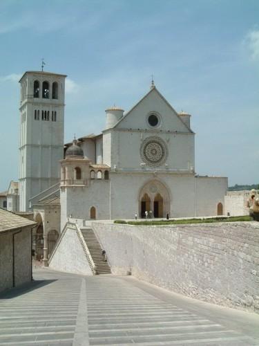 Assisi - La Basilica di S. Francesco