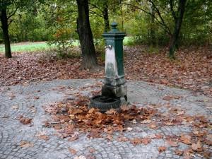 fontanella del Parco Nord Milano