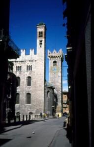 Campanile di San Giorgio della Cattedrale di San Vigilio a Trento