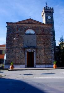 A Marginone c'è una chiesetta interessante