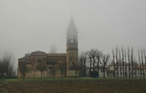 Correggio - San Biagio. campagna correggese