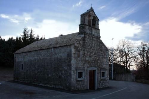 San Dorligo della Valle-Dolina - Chiesa di San Lorenzo