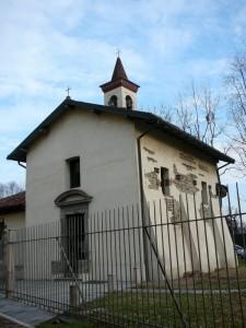 La chiesetta di Sant'Eusebio