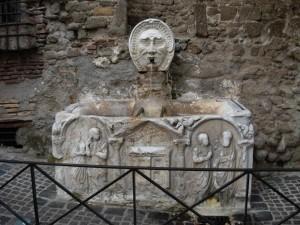 Fontana di Palazzo Colonna
