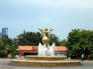 fontana gardaland