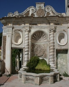 Fontana Monumentale - Giardini della Minerva