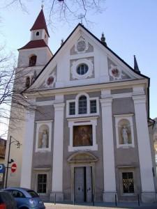 Chiesa di S.Margherita V.M.