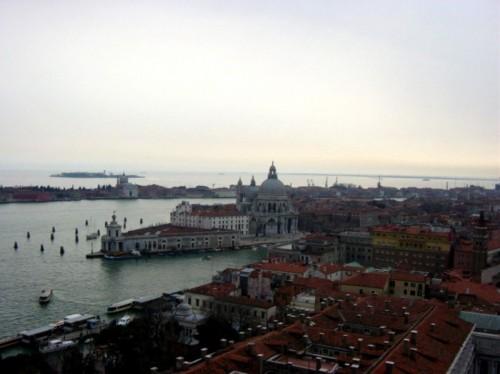 Venezia - Chiesa della Salute e Canal Grande
