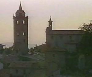 Chiesa nel paese Cataro