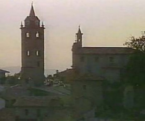 Monforte d'Alba - Chiesa nel paese Cataro