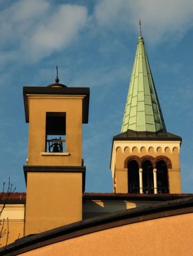 Sesto San Giovanni - Geometrie su un foglio di carta