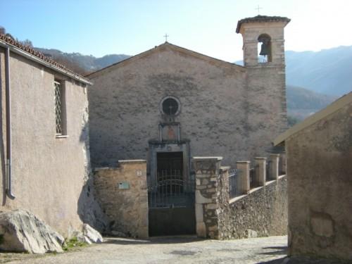 Pereto - Chiesa di San Giovanni
