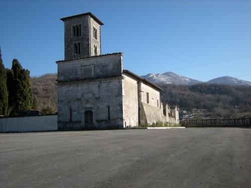 Carsoli - Santa Maria in Cellis