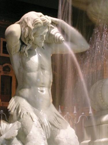 Catania - Fontana dell'Amenano