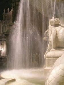 Fontana dell'Amenano e Chiesa di Sant'Agata