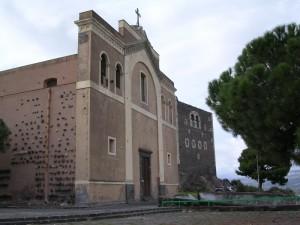 Paternò - Chiesa di S. Maria dell'Alto