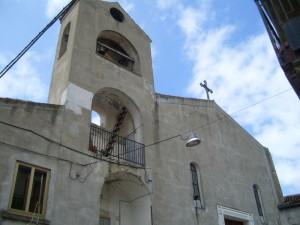 Campanile chiesa madre di San Nicola Magno