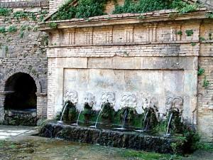 Fonte del Borgo 1