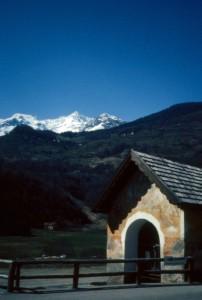 Chiesetta in Valle di Pejo