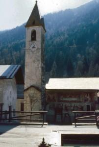 Chiesa dei Santi Filippo e Giacomo a Cogolo
