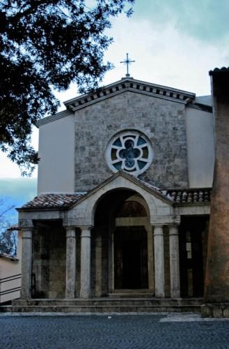 Rieti - Santuario di Fontecolombo