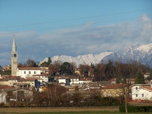 Rive D'Arcano - prima d'andare a sciare una preghierina