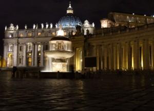 Colori Della Notte San Pietro Notturna