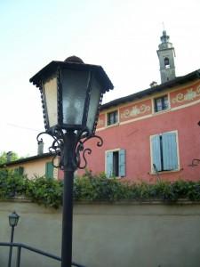 CASTELLARO LAGUSELLO, IL CAMPANILE
