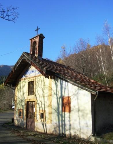 Coggiola - Chiesa delle Piane