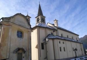 Oratorio di San Bernardino e Chiesa Parrocchiale