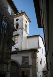 Trevi nel Lazio - Santa Maria Assunta