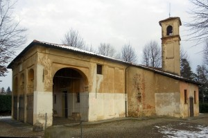Rivalta di Torino -  Cappella dei Santi Vittore e Corona