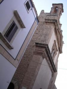 Alcamo - Chiesa del SS. Salvatore