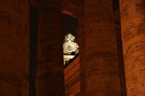 Orologio della Basilica di San Pietro