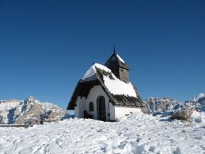 Vicino al cielo, ai monti e alla neve!