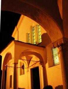 Chiesa del convento di Monte Mesma