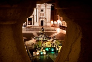 Il Presepe e La Fontana Loreto - Ancona -