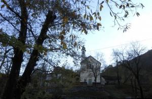 La chiesa di Verigo