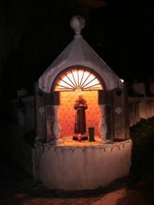 Nicchia San Pio