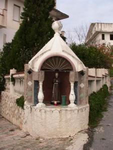 Nicchia San Pio (Giorno)