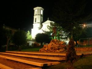 nuova illuminazione Chiesa Madre