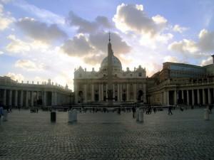 un giorno speciale a San Pietro