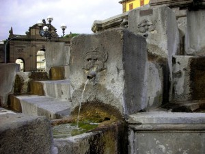 Fontana di Piazza della Rocca