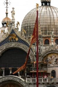 Un pezzetto di piazza San Marco