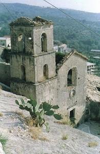 ciò che resta di una chiesa…