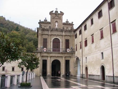 Paola - Entrata convento S.Francesco di Paola