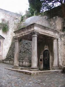 Fontana in cupola S.Francesco di Paola
