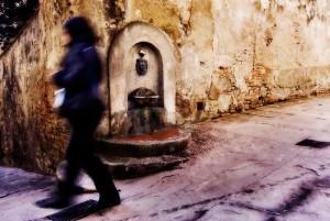 """La fontanina del """"vicolo"""""""