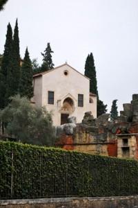 chiesa di Sants Teuteria e Tosca