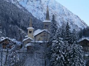 Cornice di neve